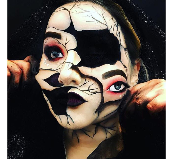 Halloween 2017 Maquillaje