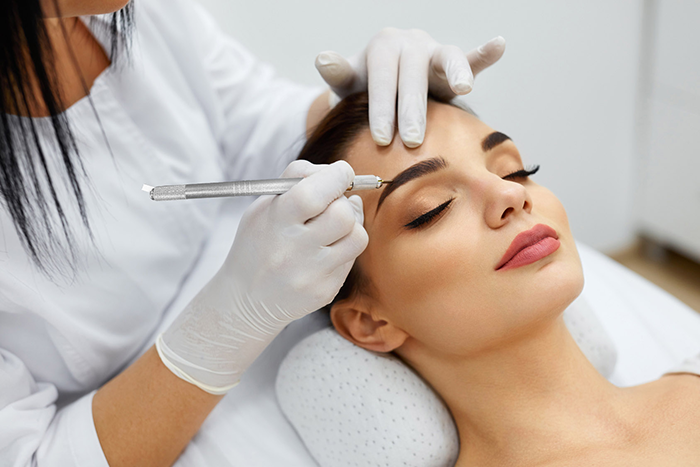 Microblading o micropigmentación