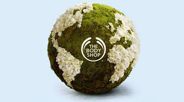 The Body Shop Natura Aeshop