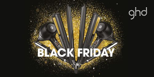 Black Friday descuentos en GHD