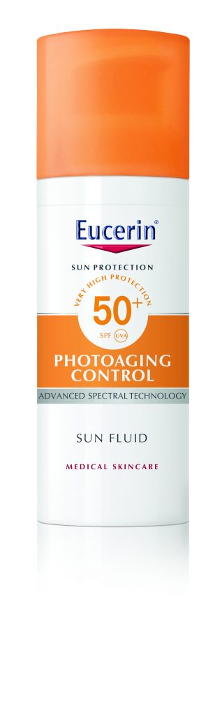Sorteo eucerin Sun Fluid Photoaging Control FPS50