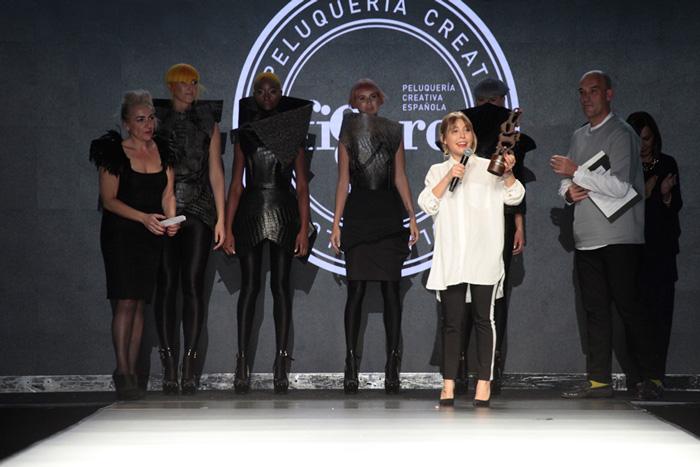 Maria Martinez Premio Pasarela Figaro 2
