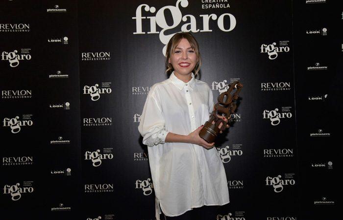 Maria Martinez Premio Pasarela Figaro