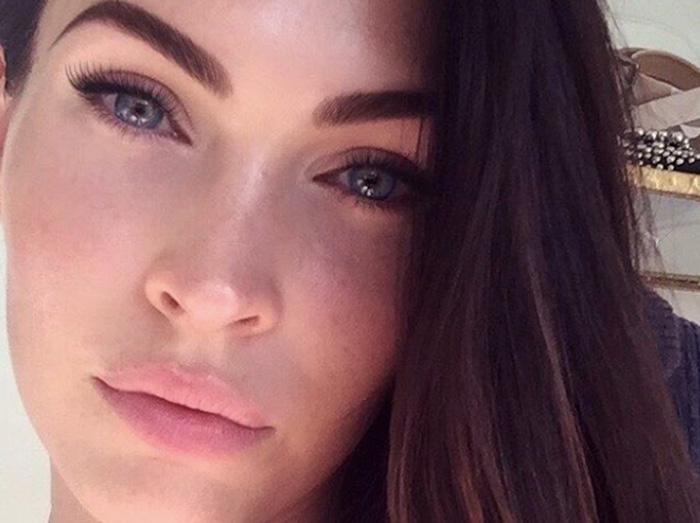 Megan Fox Cejas Tonya Crooks