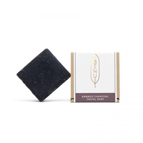 Miin Black Friday Bamboo Charcoal Facial Soap BINU