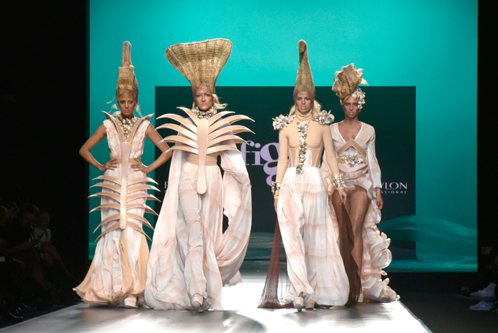 Premios Figaro 2016 Pasarela