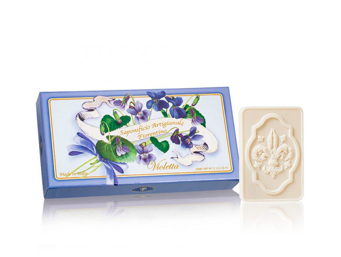 Primor Violeta Soap Set