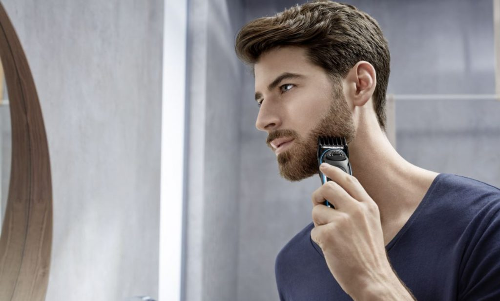 Afeitadora Braun Navidad