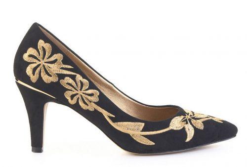 Nochevieja Zapato Bordado Merkal