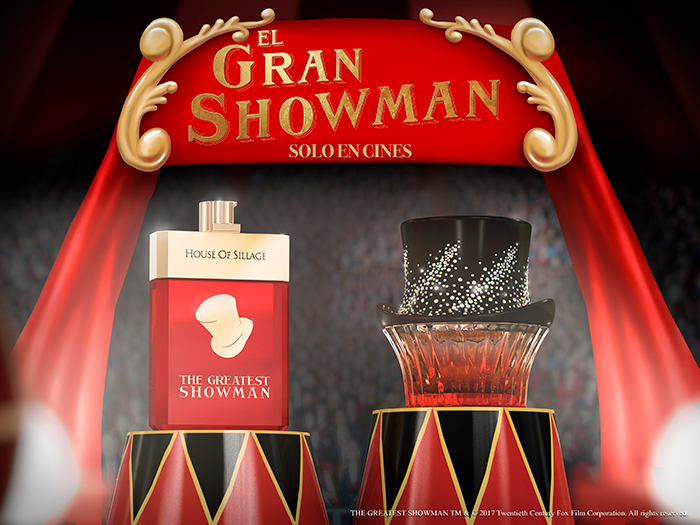 The Greatest Showman 5th Essence