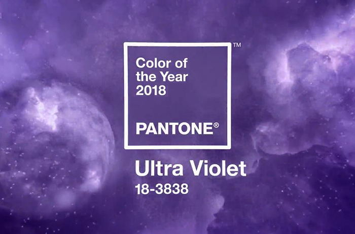 Pantone Color Of The Year 2018 Ultra Violet Press Release Thumbnail