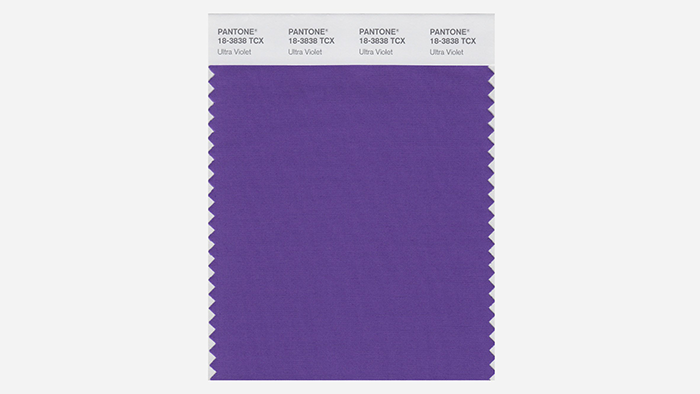Pantone Colour Of The Year Ultra Violet Dezeen Hero