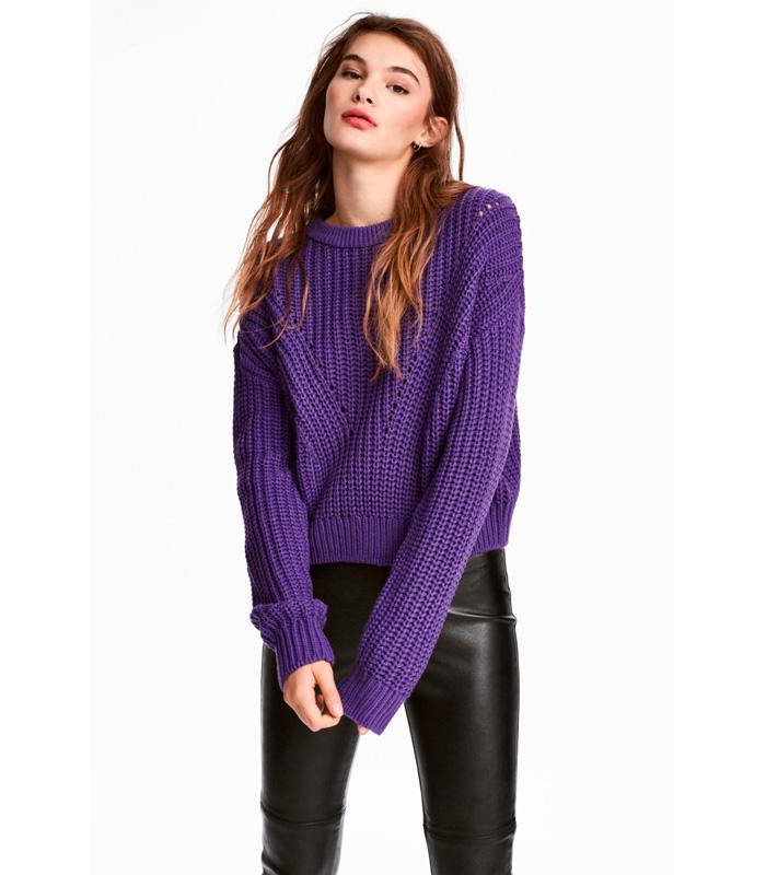 Ultra Violet Jersey Hm