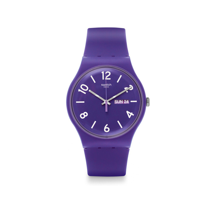 Ultra Violet Reloj Swatch
