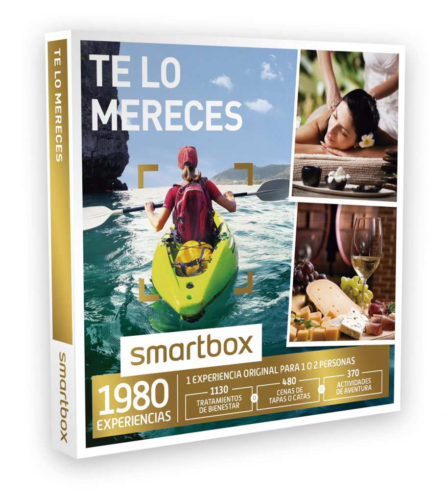 TeLoMereces Caja Regalo Smartbox