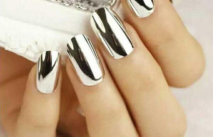 Nail Art Espejo