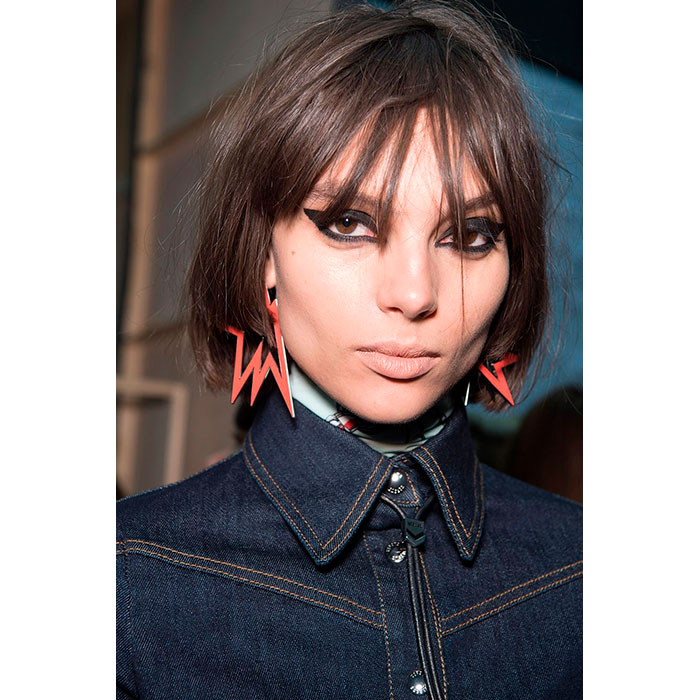 Tendencias Cabello 2018 Alexander Wang