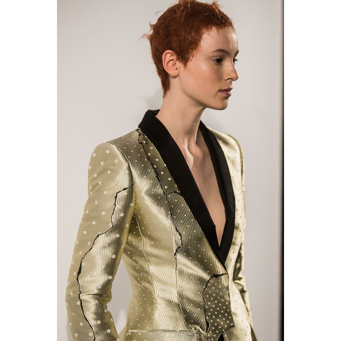 Tendencias Cabello 2018 Haider Ackermann