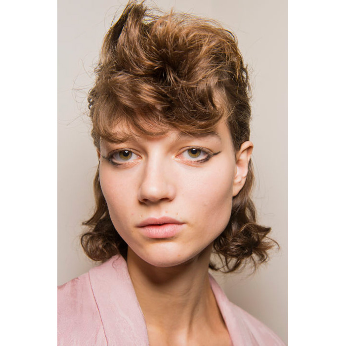 Tendencias Cabello 2018 John Galliano