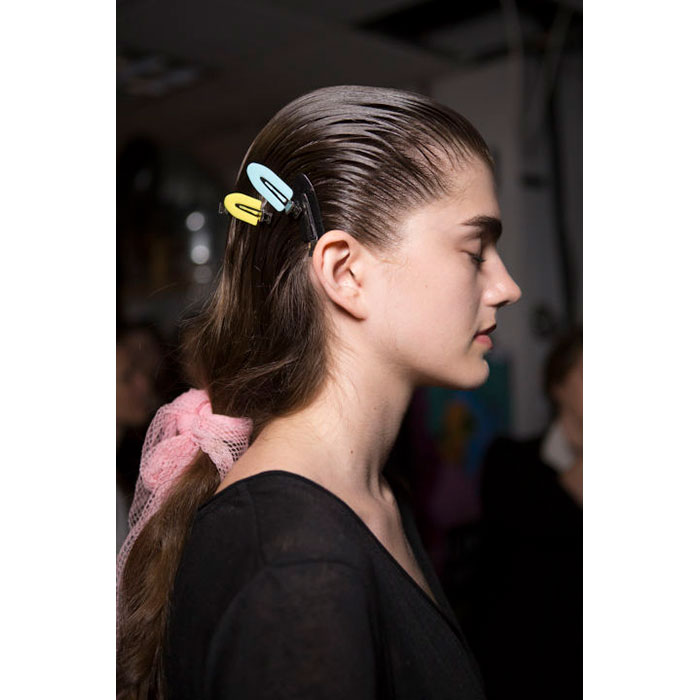 Tendencias Cabello 2018 Prabal Gurung