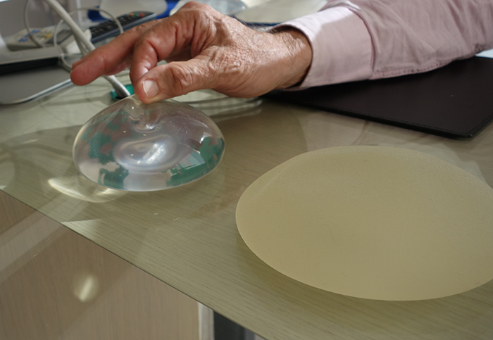 Implantes de mama