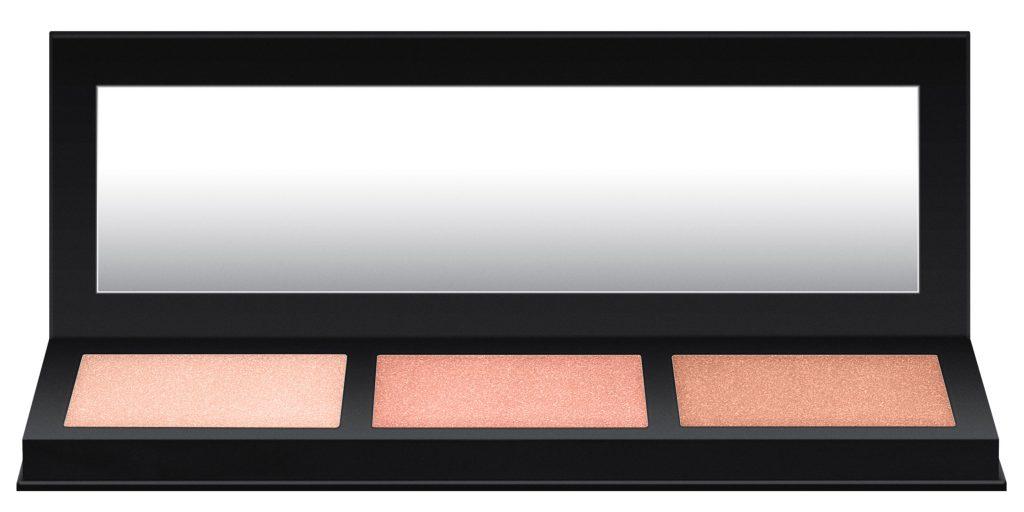 maquillaje nude. Hyper Real Glow Palette, de MAC nude