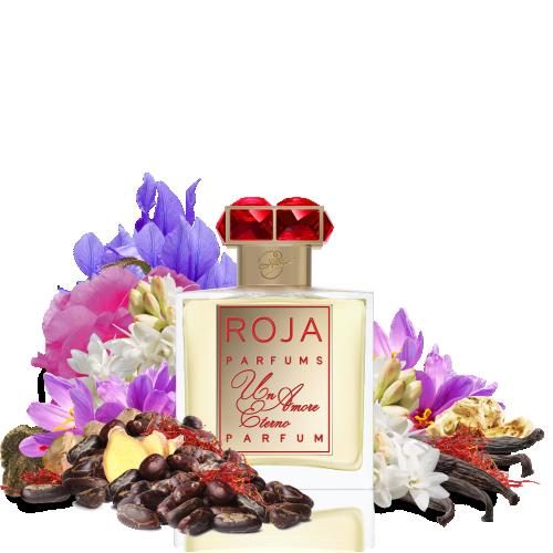 ROJA PARFUMS Un Amore Eterno Parfum 50ml Ing