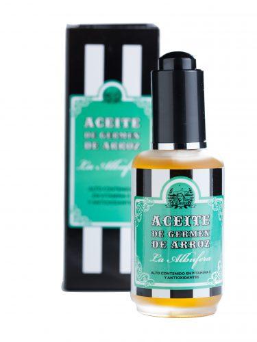 Aceite De Germen De Arroz La Alfubera