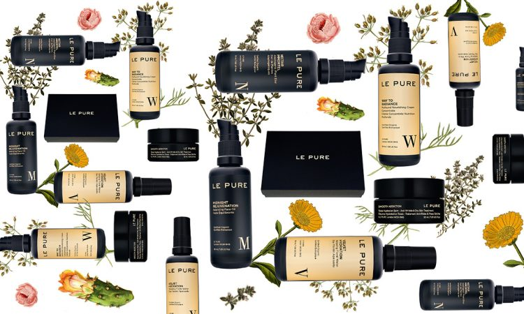 LE PURE Products Collage Combination Plants 1 1150x650