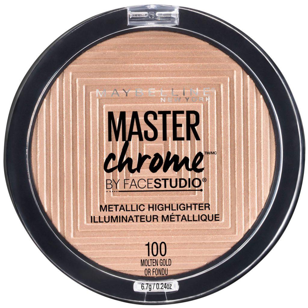 iluminador Master Chrome Molten Gol