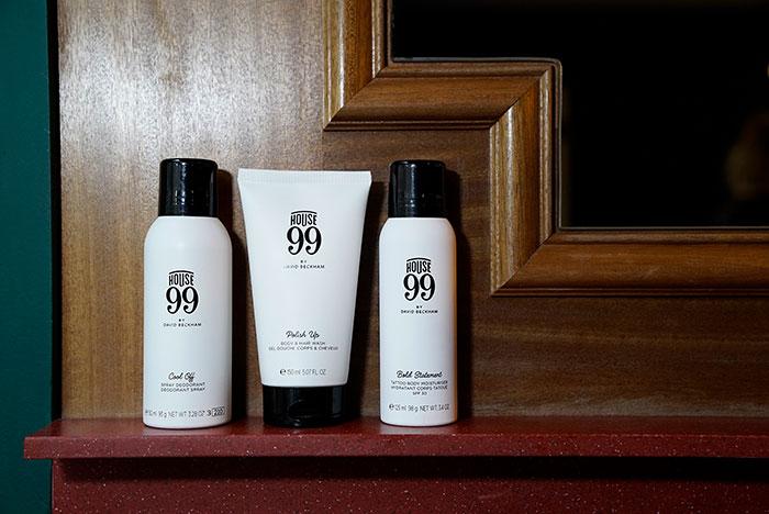 House 99 David Beckham Cosmetica Masculina 2