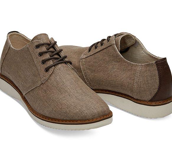 Toms Hombre Zapato Cordones