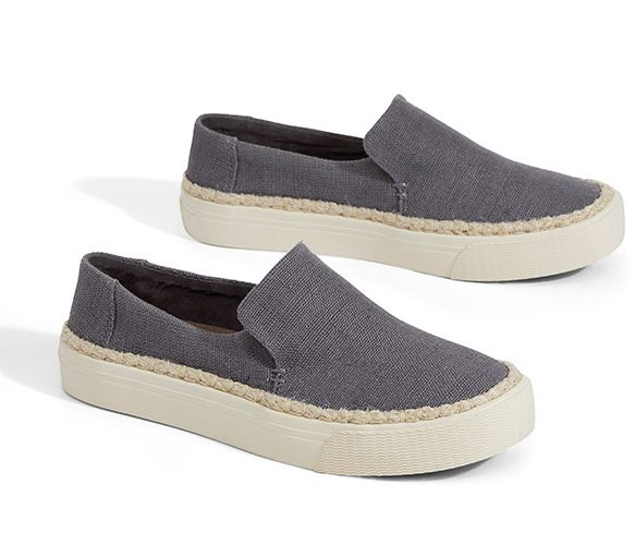 Toms Mujer Canvas