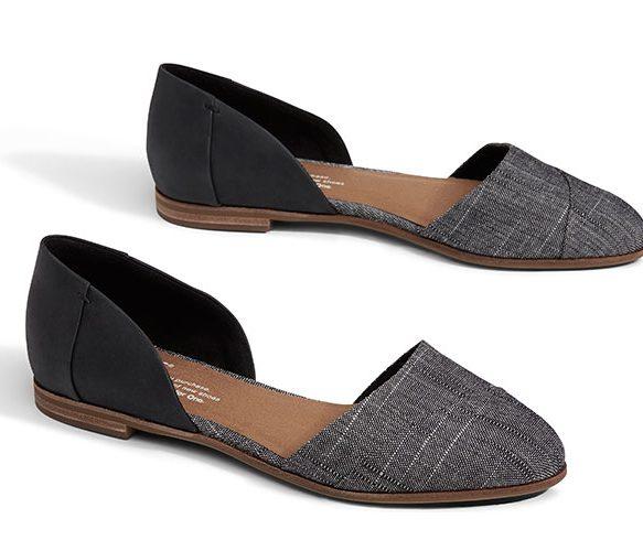 Toms Mujer Zapato Plano