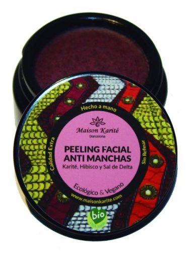 Maison Karite Peeling Facial Anti Manchas