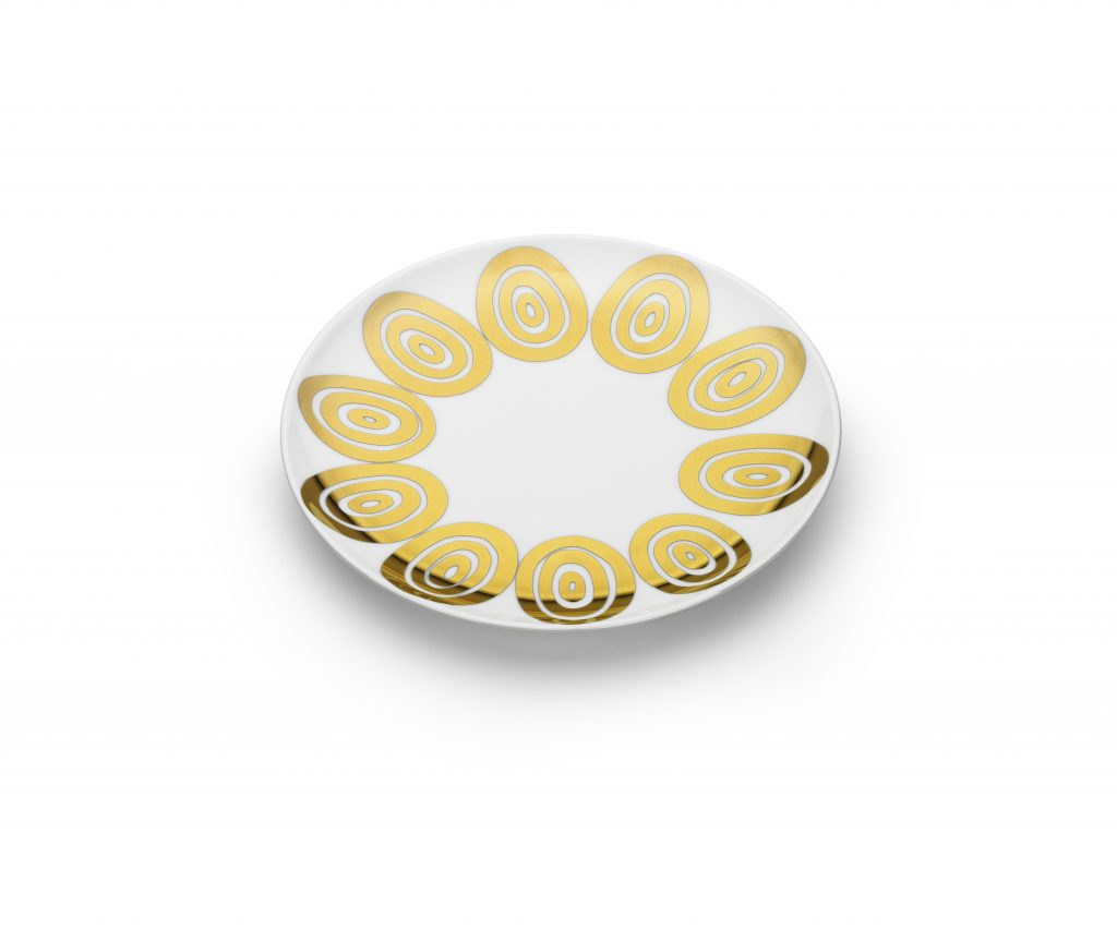 Themis Z The Kyklos Dessert Plate D