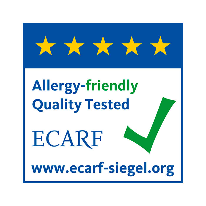 Ecarf Sello Allergy Friendly