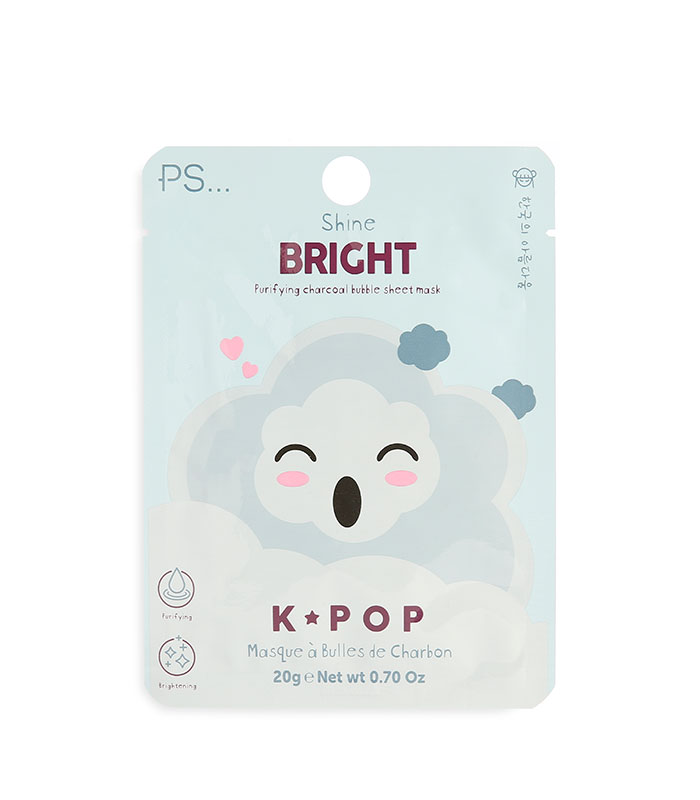 Primark Beauty Shine Bright K Pop Mask