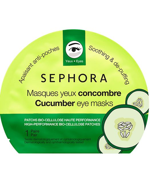 Sephora Eye Mask Cucumber
