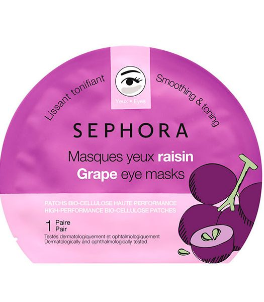 Sephora Eye Mask Grape