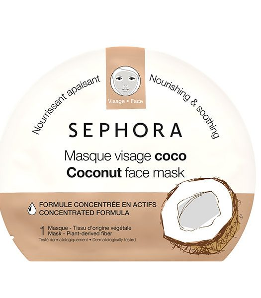 Sephora Face Mask Coconut
