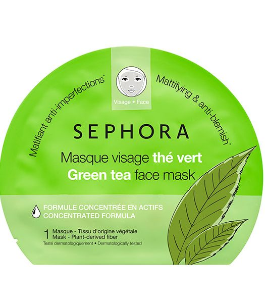 Sephora Face Mask Green Tea