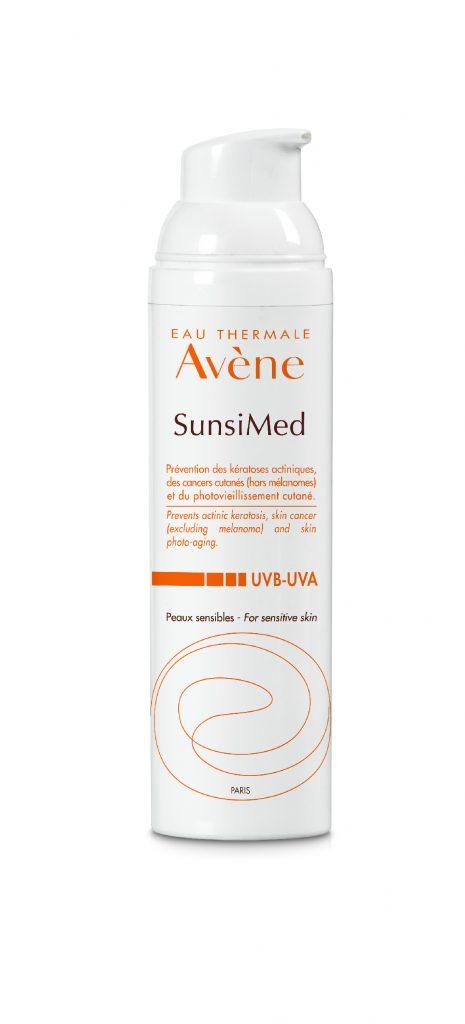 Solaire Sunsimed 80ml. Solares para prevenir el cáncer