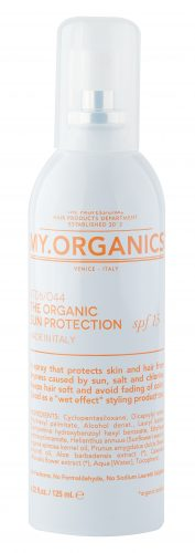 The Organic Sun Protection SPF15 My Organics