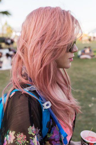 Bonito y sencillo peinados festivaleros Colección De Consejos De Color De Pelo - Peinados festivaleros: súbete el estilo a la cabeza ...
