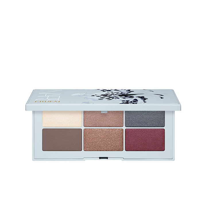 Nars Erdem Strange Flowers Collection Paleta De Sombras 2