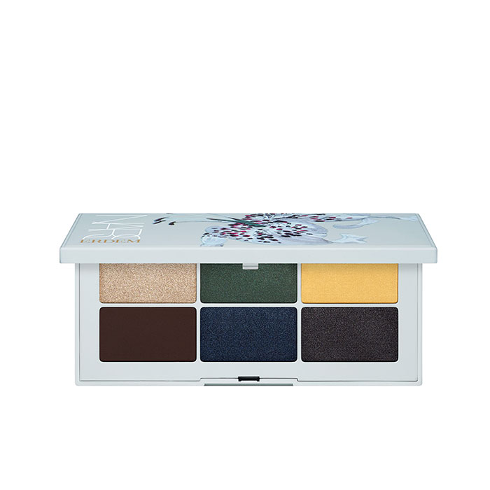 Nars Erdem Strange Flowers Collection Paleta De Sombras