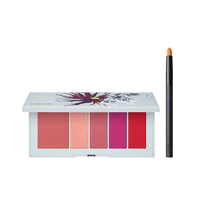Nars Erdem Strange Flowers Collection Poison Rose Lip Powder Palette