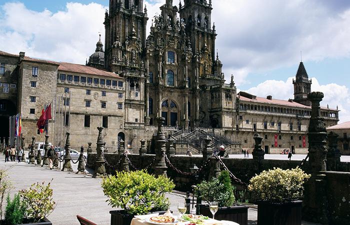 Parador De Santiago De Compostela 53