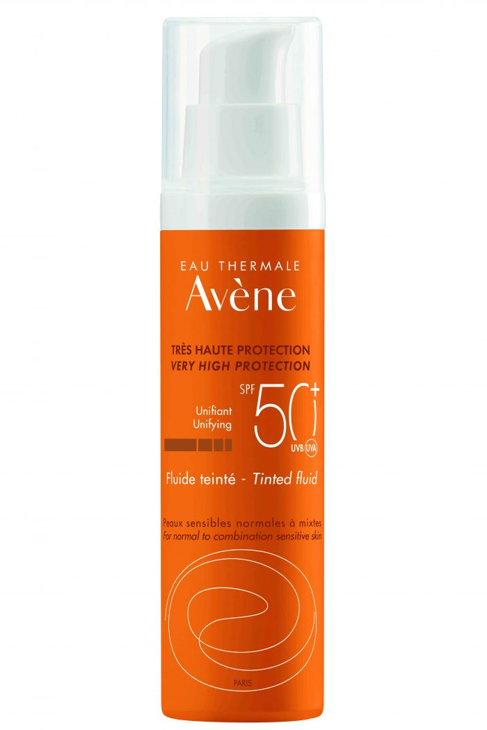 Avene FLUIDO COLOR 50+